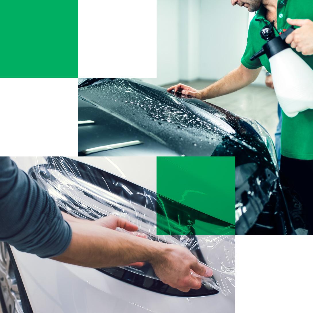 How to maintain automotive window tint film